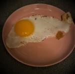 Duck Eggs (Fried)
