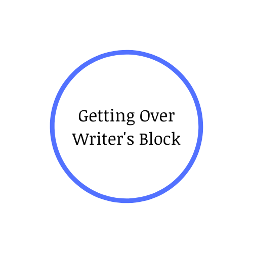 Getting Over Writer's Block