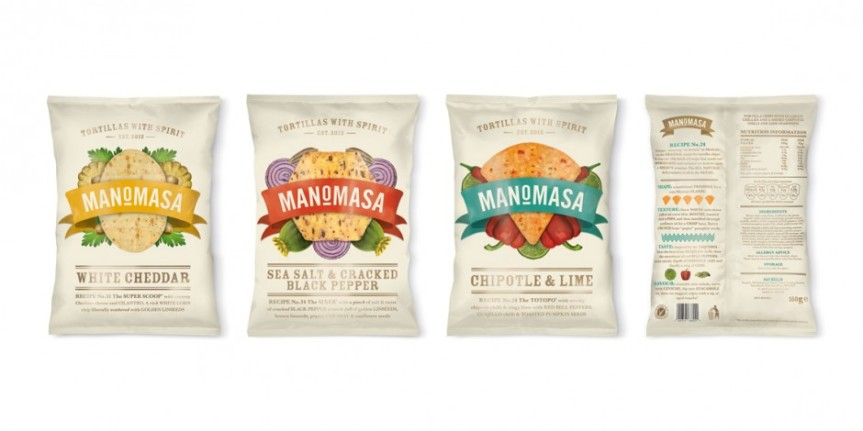 Product Review: Manomasa (Various Flavours)