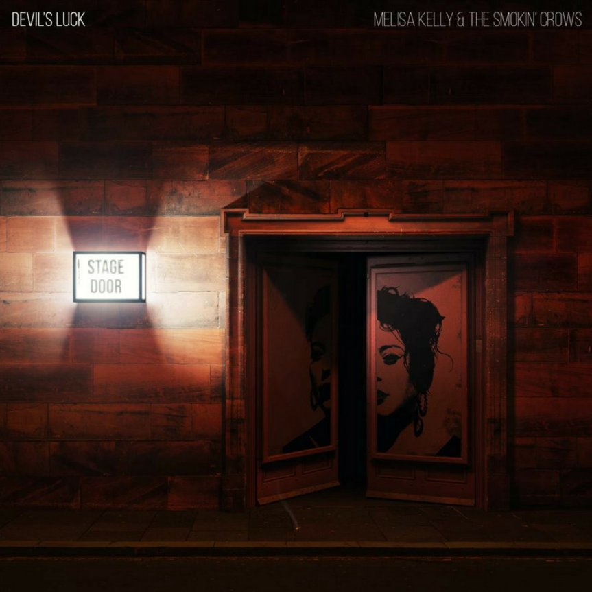 Single Review: Melisa Kelly & The Smokin' Crows – I Won't Give Up On You