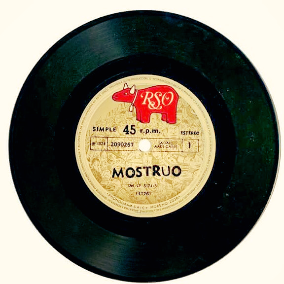 Single Review: Monstruo! – Corazón /Vértigo