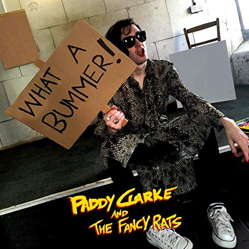 Single Review: Paddy Clarke & The Fancy Rats – Stop Crying You Could Be On Fire
