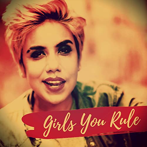 Pragya Pallavi single 'Girls You Rule' Artwork