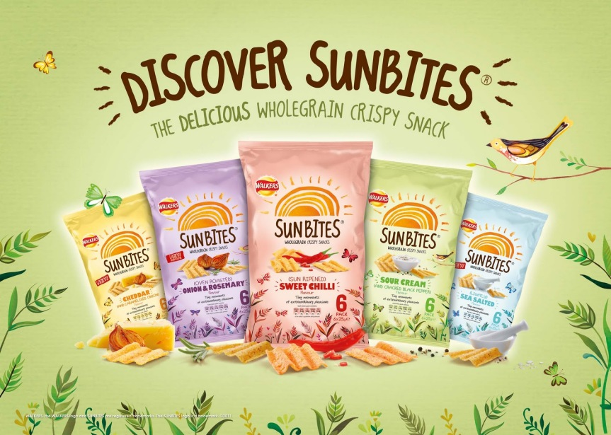 Product Review: Sunbites (various flavours)