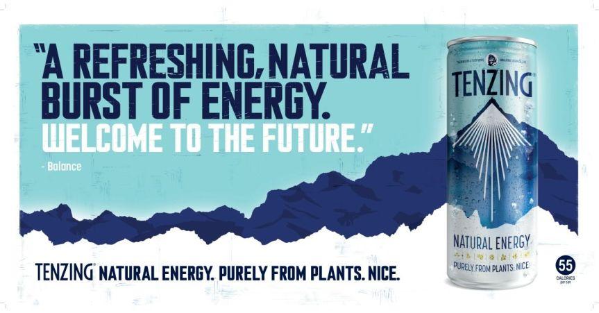 Tenzing Natural Energy (Promo)