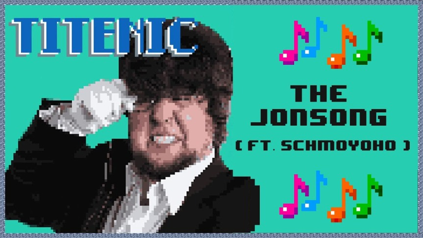 Single Review: Titenic – The JonSong (Ft. Schmoyoho)