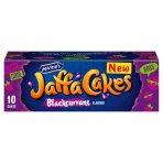 Blackcurrant Jaffa Cakes Artwork