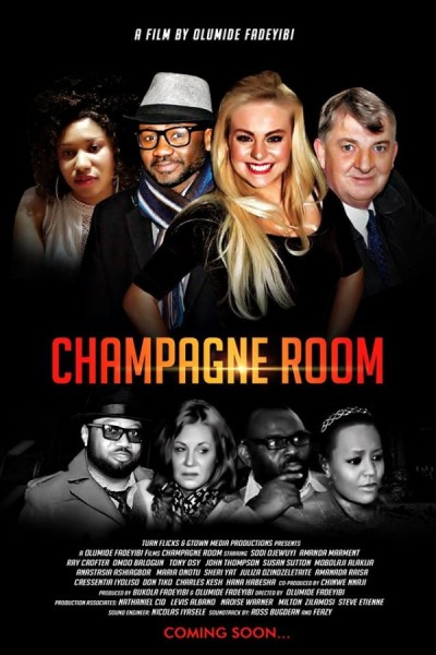 Movie Review: Champagne Room (2016)