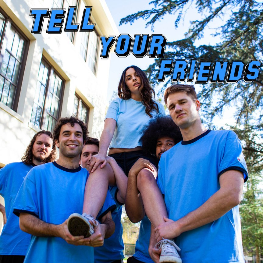 Maddie Ross - Tell Your Friends Artwork