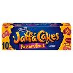 Passion Fruit Jaffa Cakes Artwork