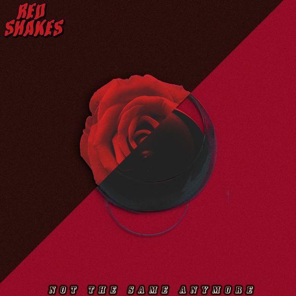 Red Shakes - Not The Same Anymore Artwork