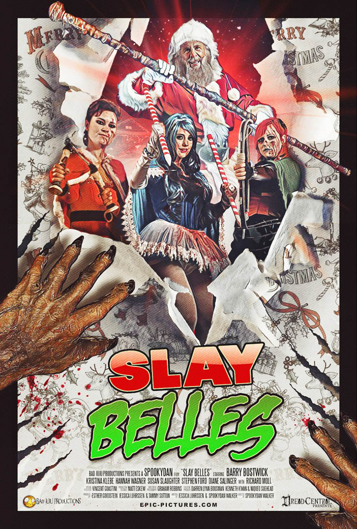 Movie Review: Slay Belles (2018)