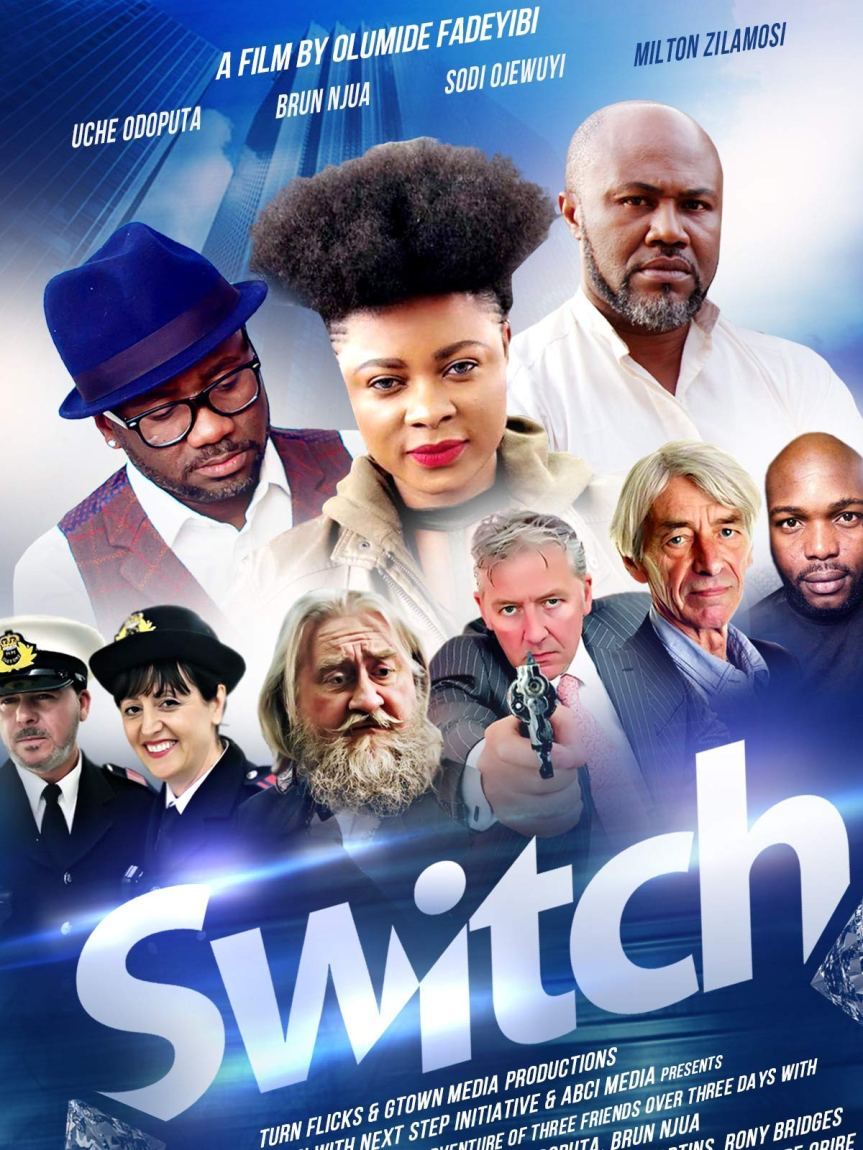 Switch by Olumide Fadeyibi