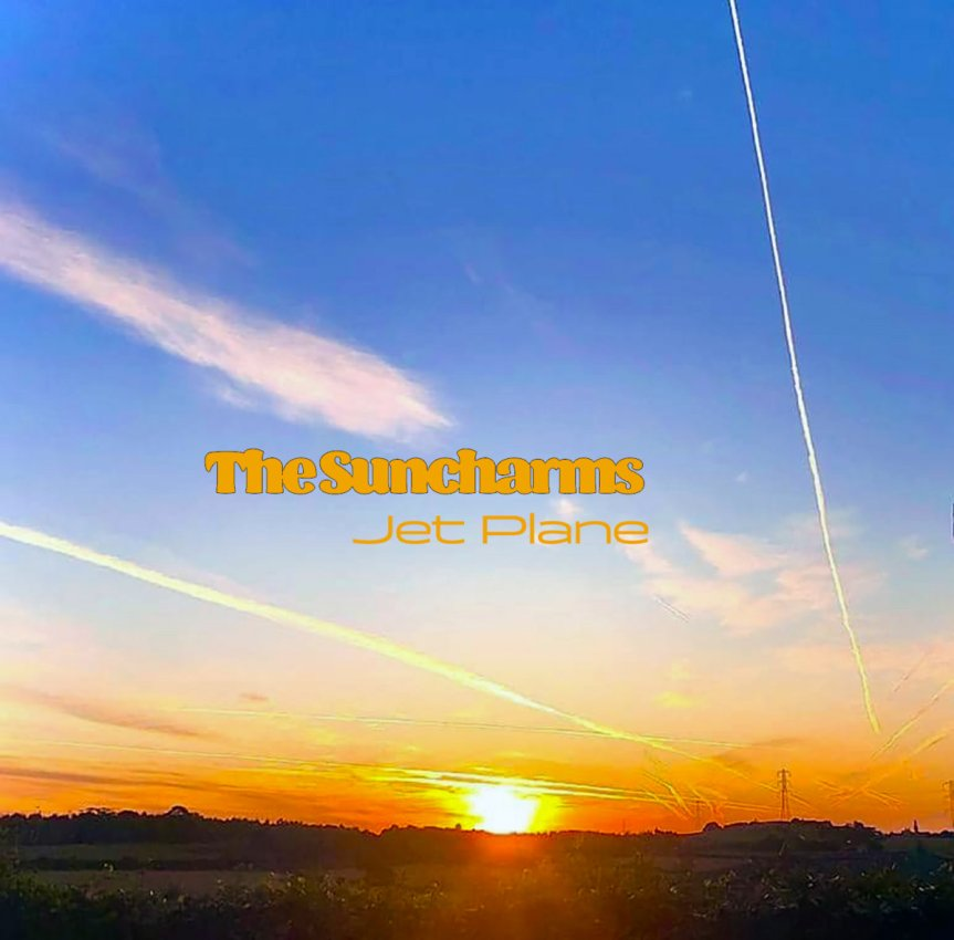 Single Review: The Suncharms – Jet Plane