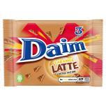 Daim Caramel Latte Flavour Artwork
