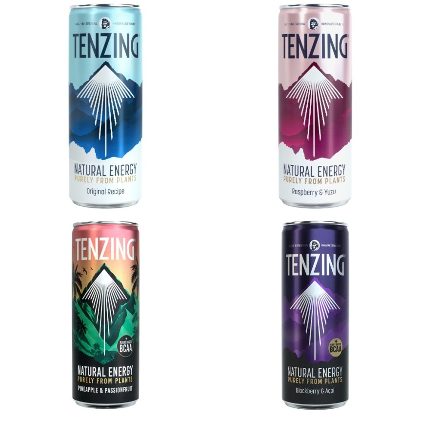 Food Review: Tenzing Natural Energy (VariousFlavours)