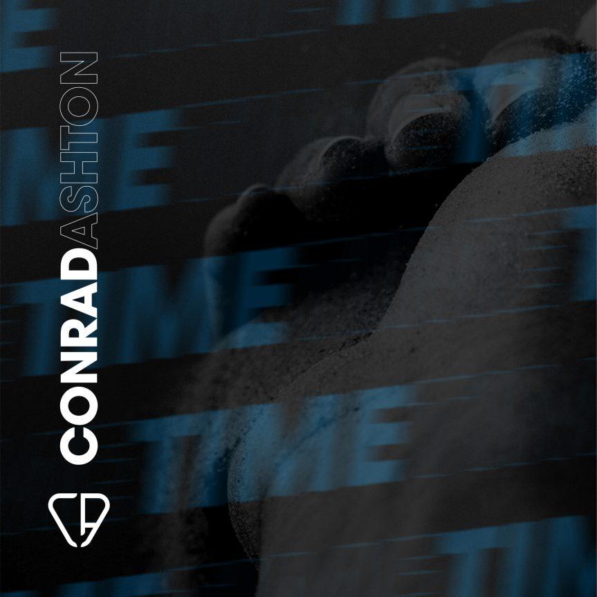 Conrad Ashton - Time Artwork