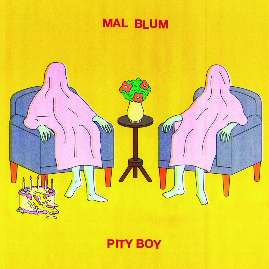 Album Review: Mal Blum – Pity Boy