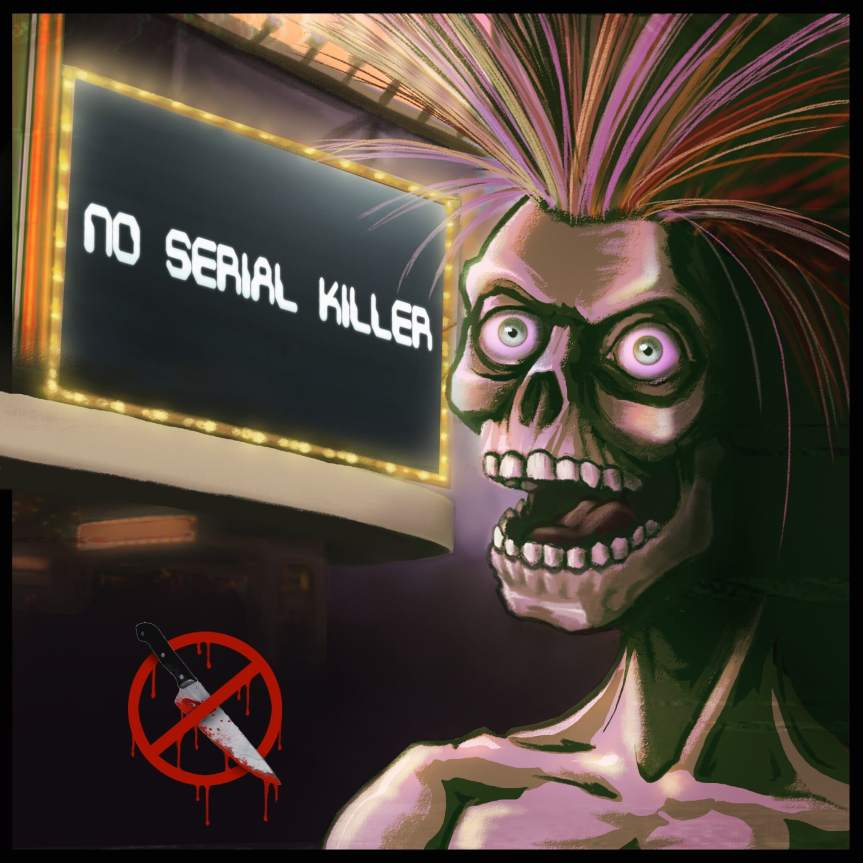 Single Review: No Serial Killer – We're All Going 2 Die