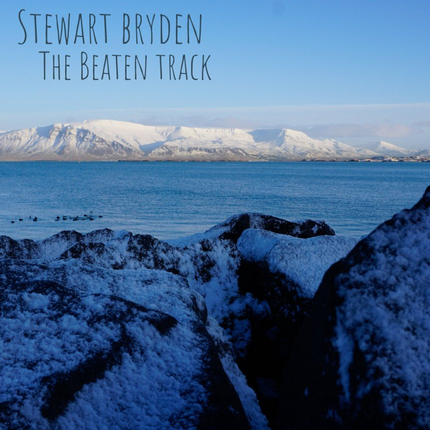 Stewart Bryden - The Beaten Track Artwork