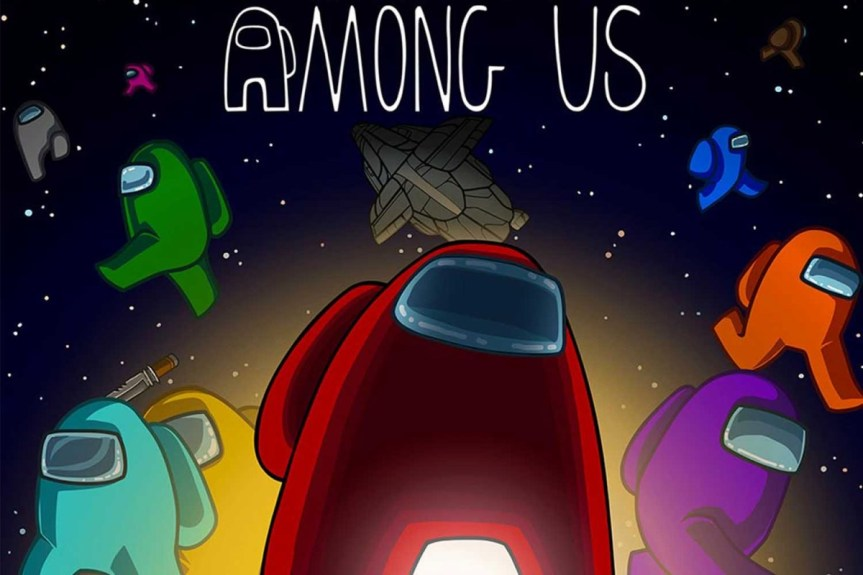 Game Review: AmongUs
