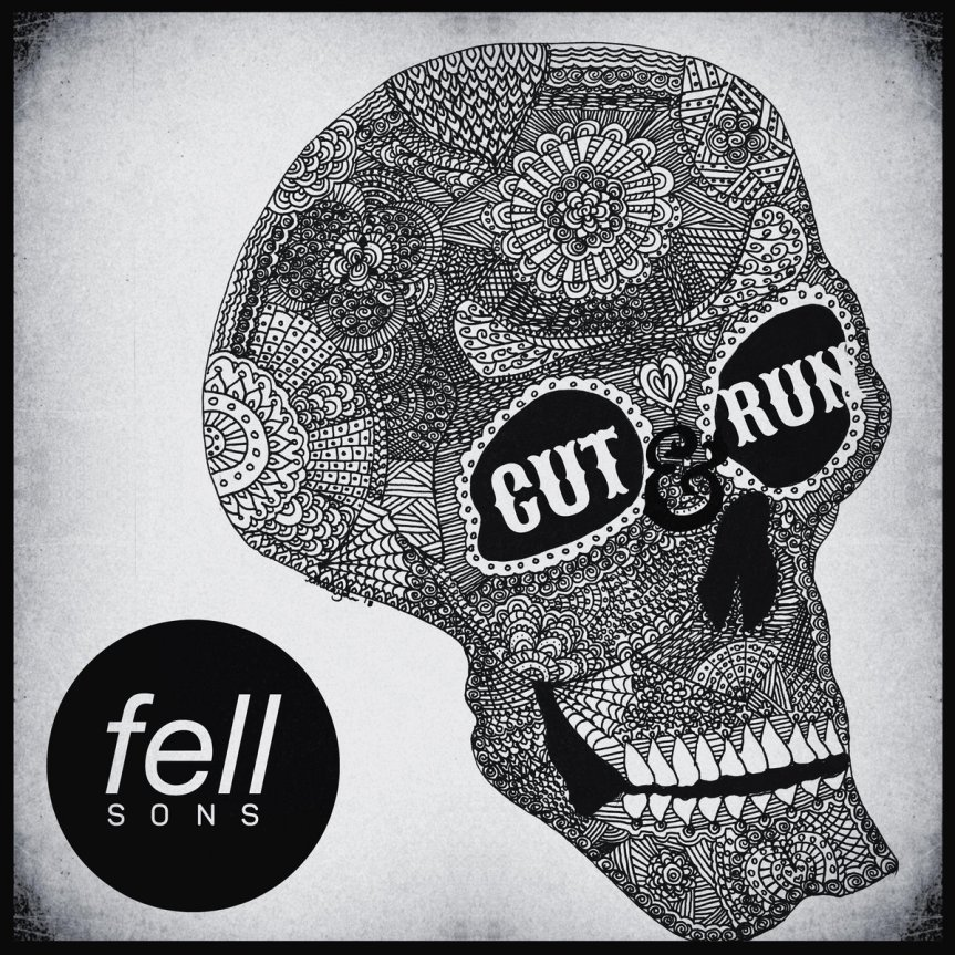 Fell Sons - Cut and Run Artwork