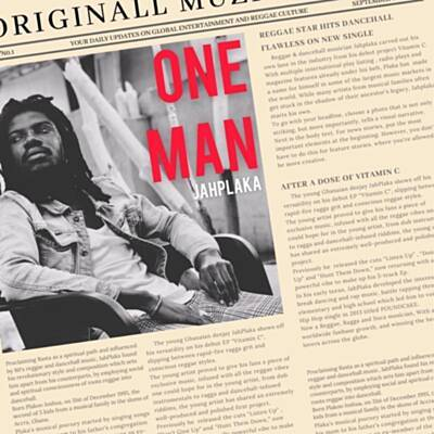 Jahplaka - One Man Artwork