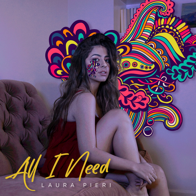 Laura Pieri - All I Need Artwork