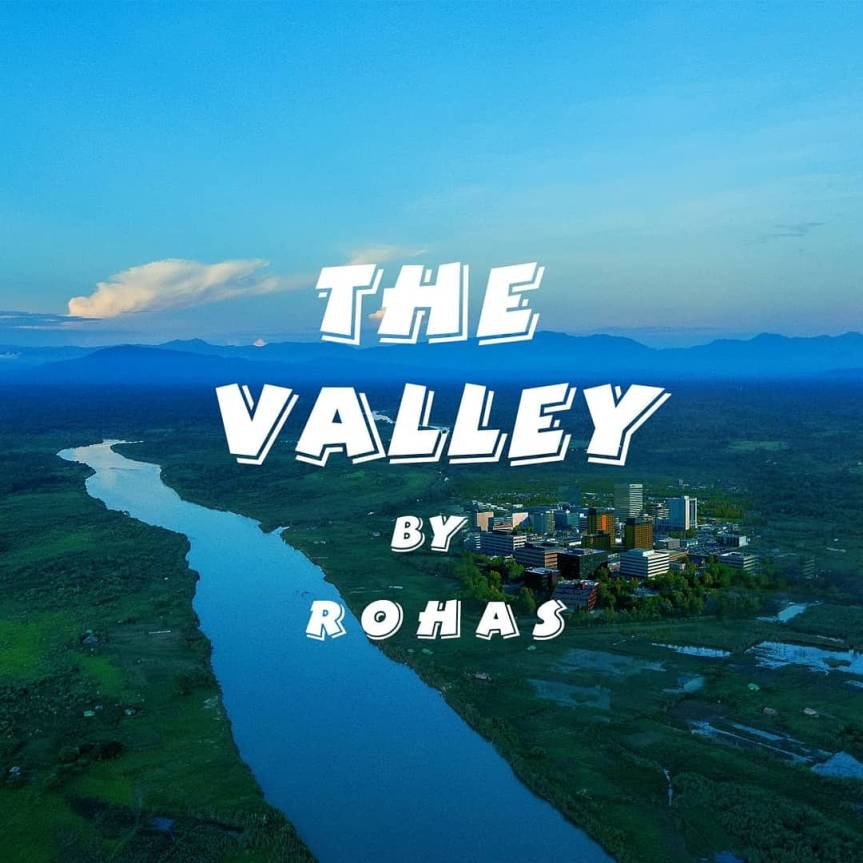 Rohas - The Valley Artwork