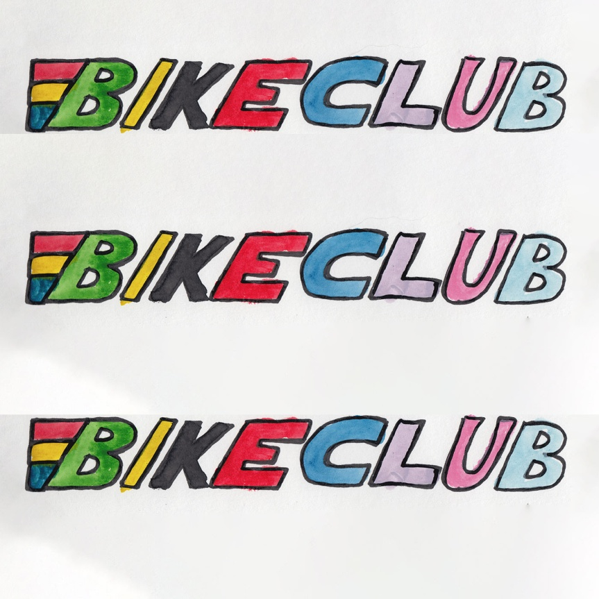Bike Club - Heart Beating Artwork