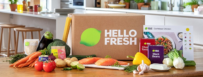 Food Review: HelloFresh Box