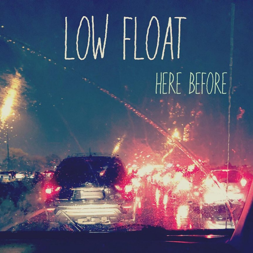 Low Float - Here Before (ft. JEEN) Artwork