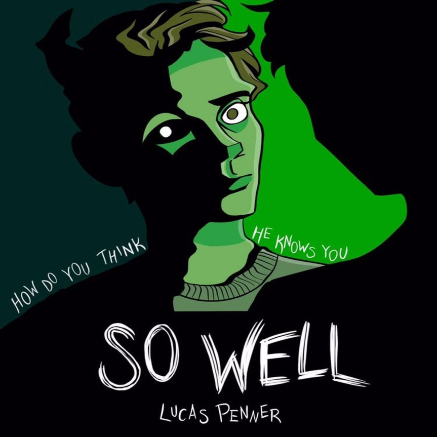 Lucas Penner - So Well Artwork