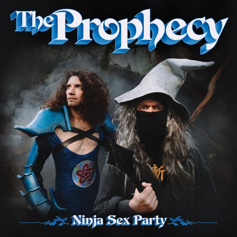 Album Review: Ninja Sex Party – The Prophecy