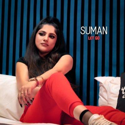 Suman - Let Go Artwork