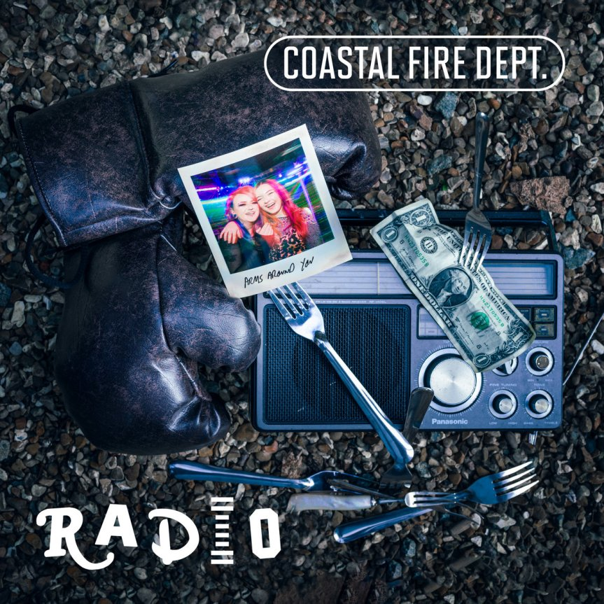 Coastal Fire Dept - Radio Artwork