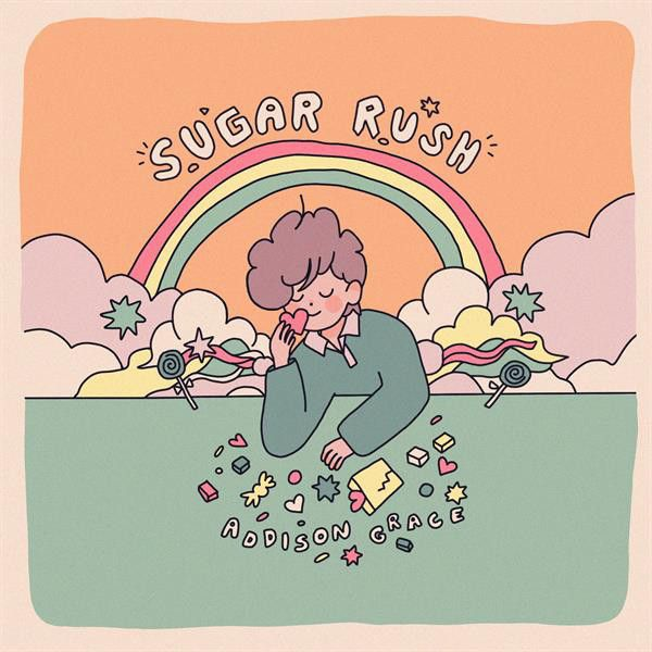 Single Review: Addison Grace – Sugar Rush