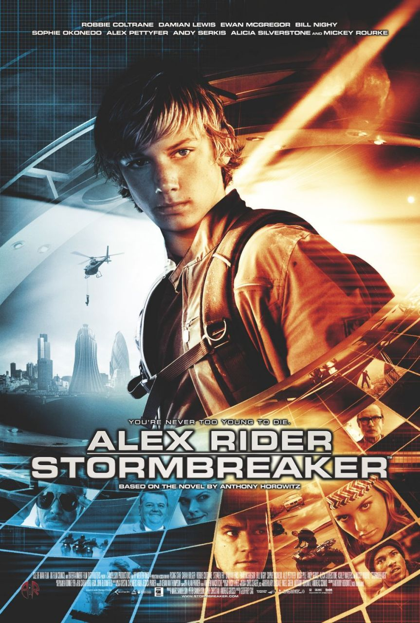 Movie Review: Stormbreaker (2006)