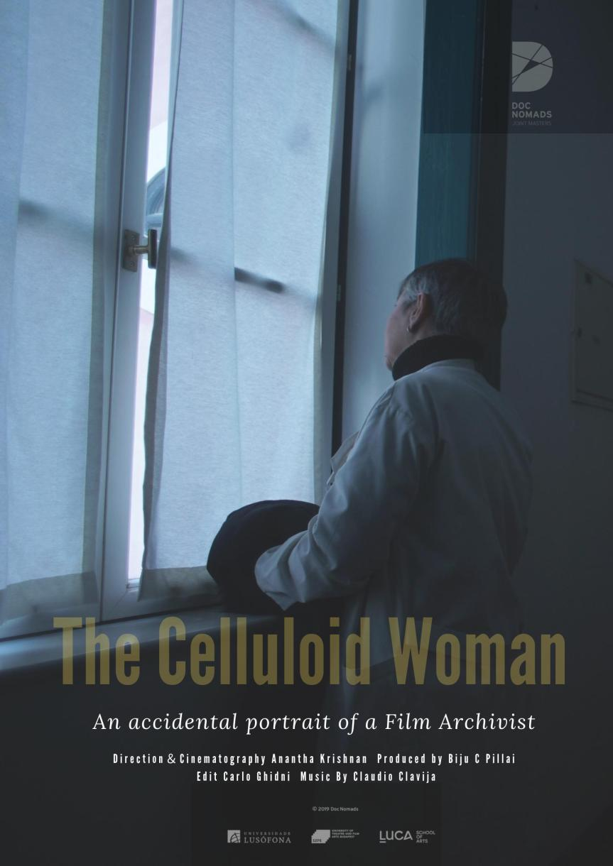 The Celluloid Woman (2020) Artwork