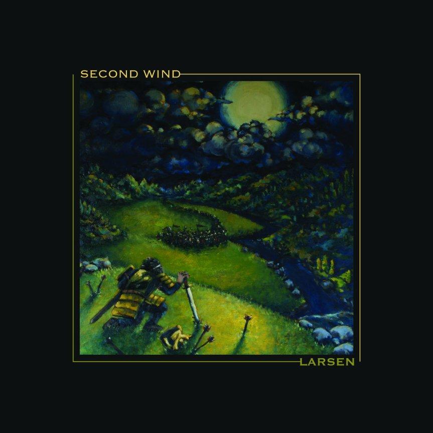 EP Review: Larsen – SecondWind