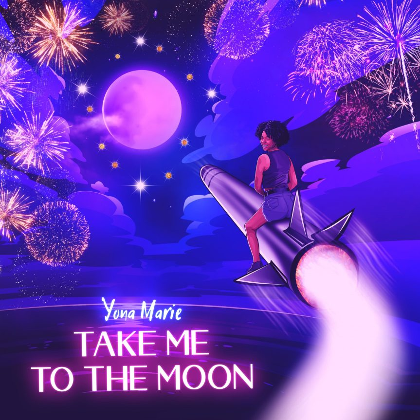 Single Review: Yona Marie – Take Me To TheMoon